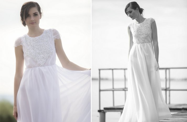 Custom wedding gowns by Atelier De Couture Bridal 5