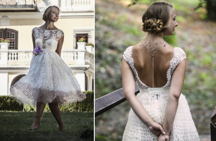 Custom wedding gowns by Atelier De Couture Bridal 10