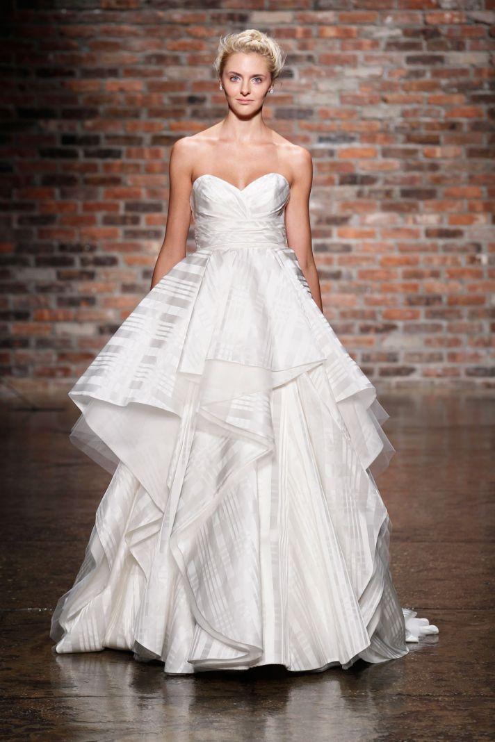 Buy Hayley Paige Wedding Dresses 3 Elegant  wedding dress by