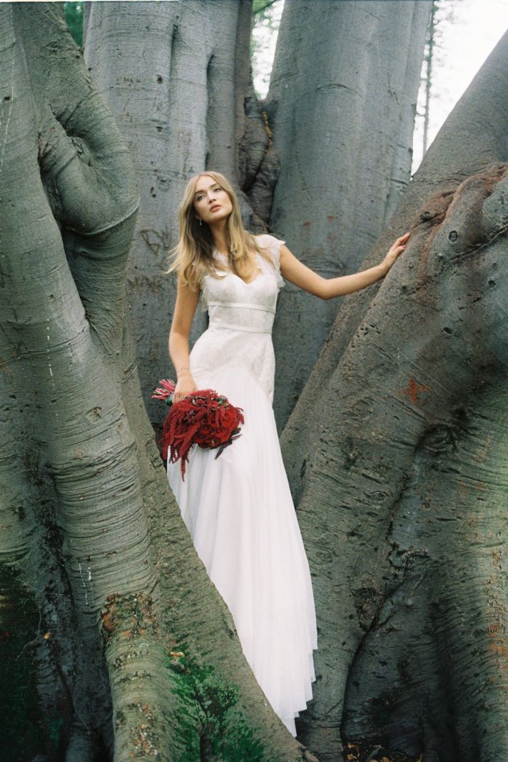 wedding dress by Mariana Hardwick A Provincial Romance bridal collection 11