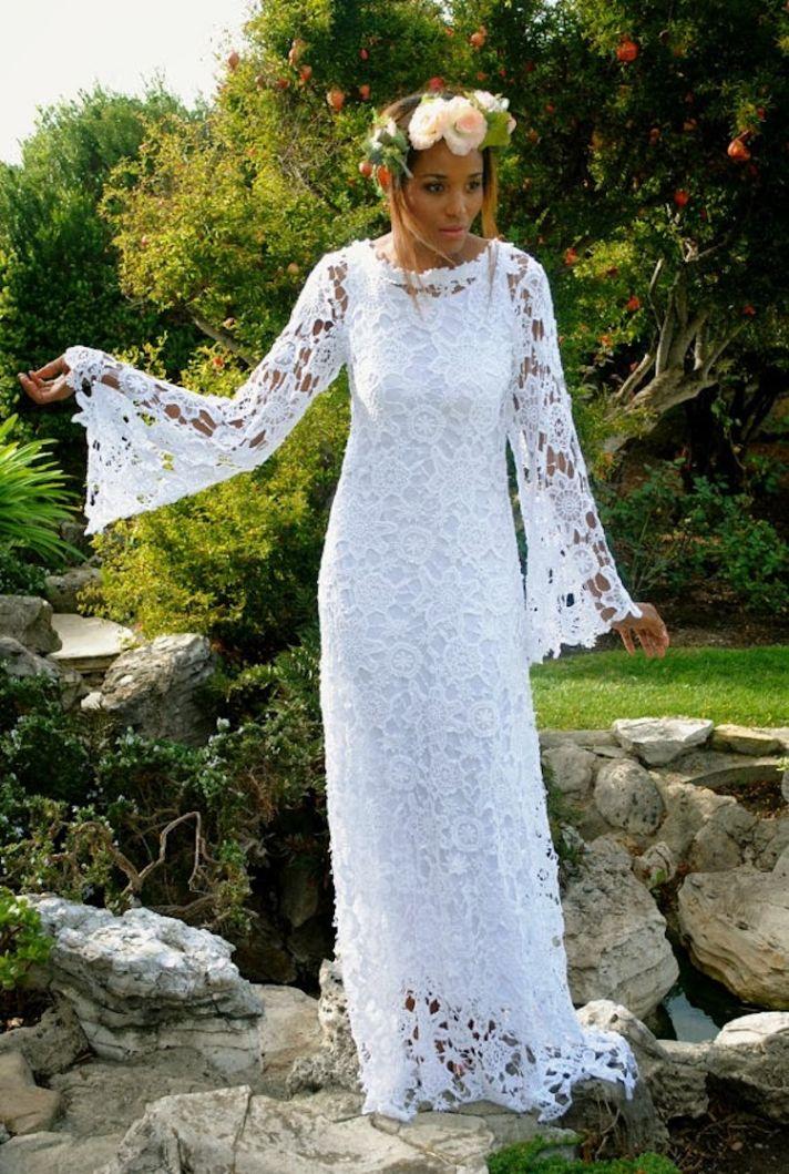 Dreamers LA Wedding Gown
