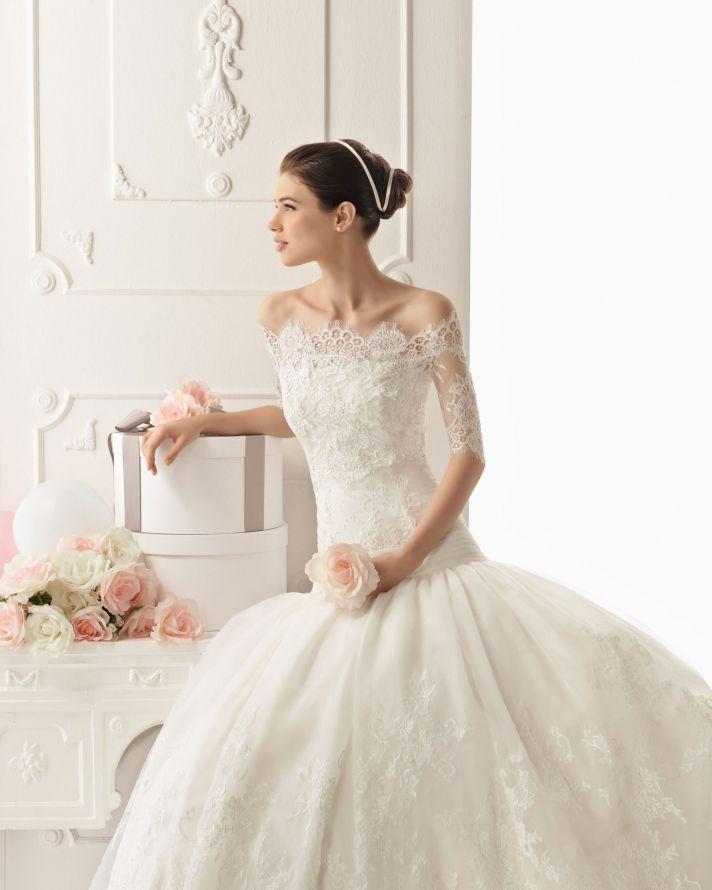 Rosa Clara Bridal Gown 2013