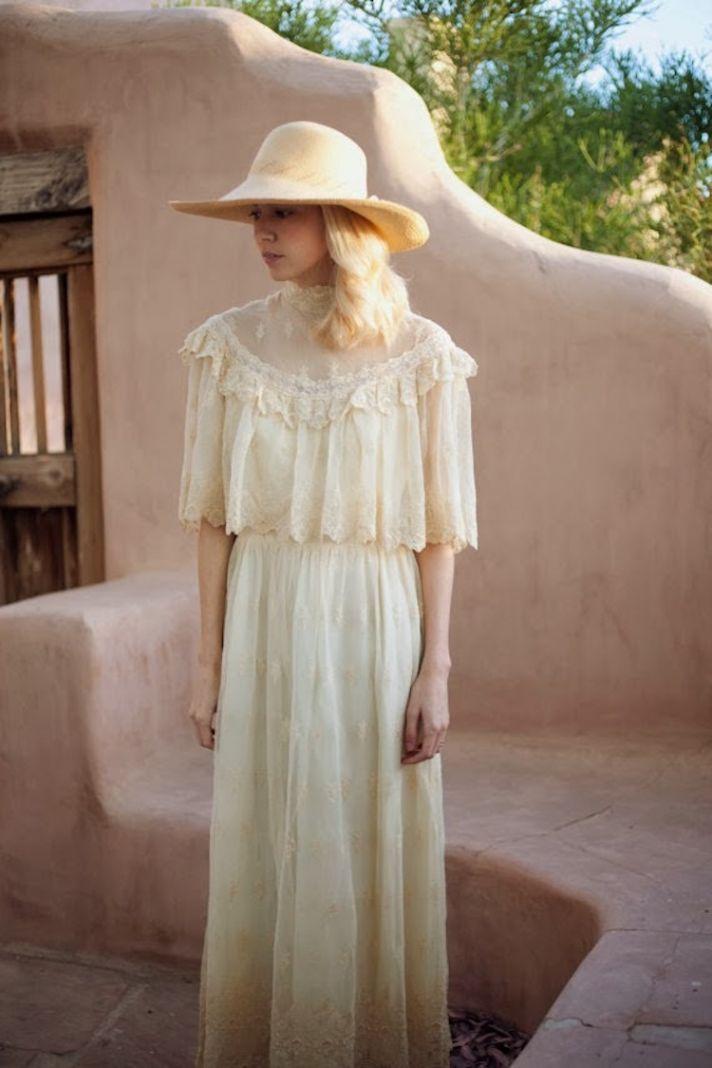 Tye Dye Wedding Dresses 71 Superb Prairie Revival Dress by