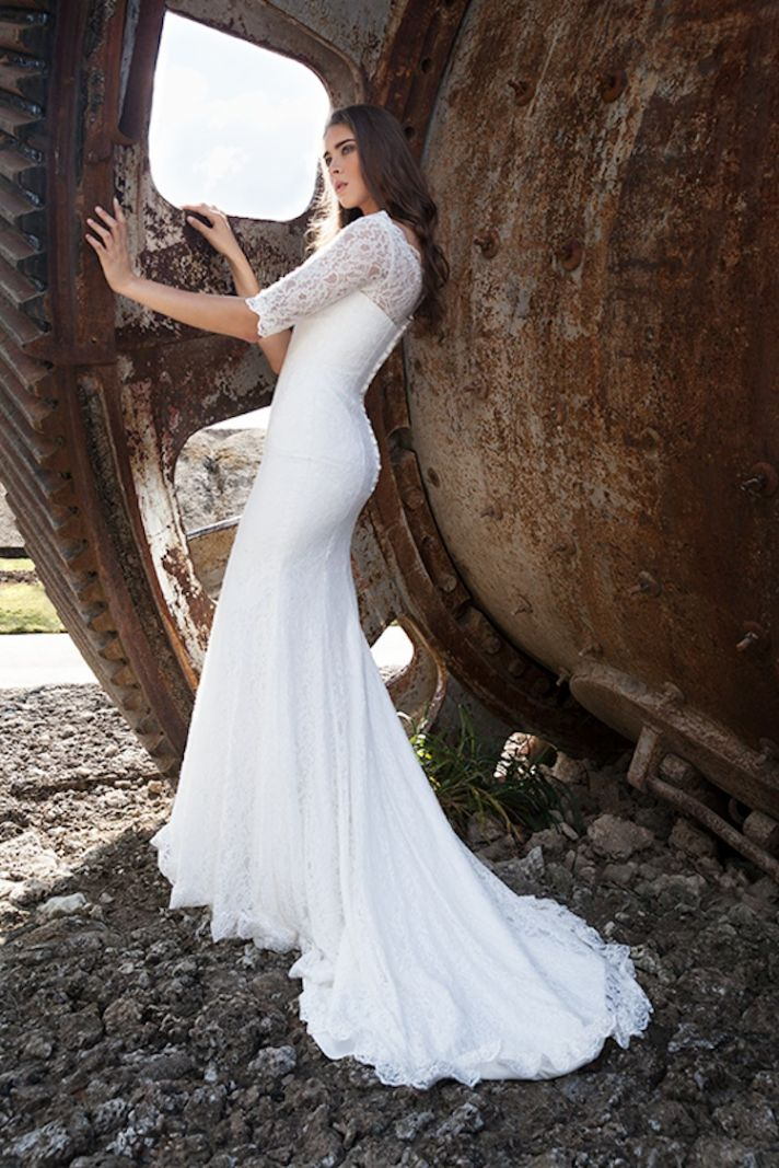 Mikhela gown from Made with Love
