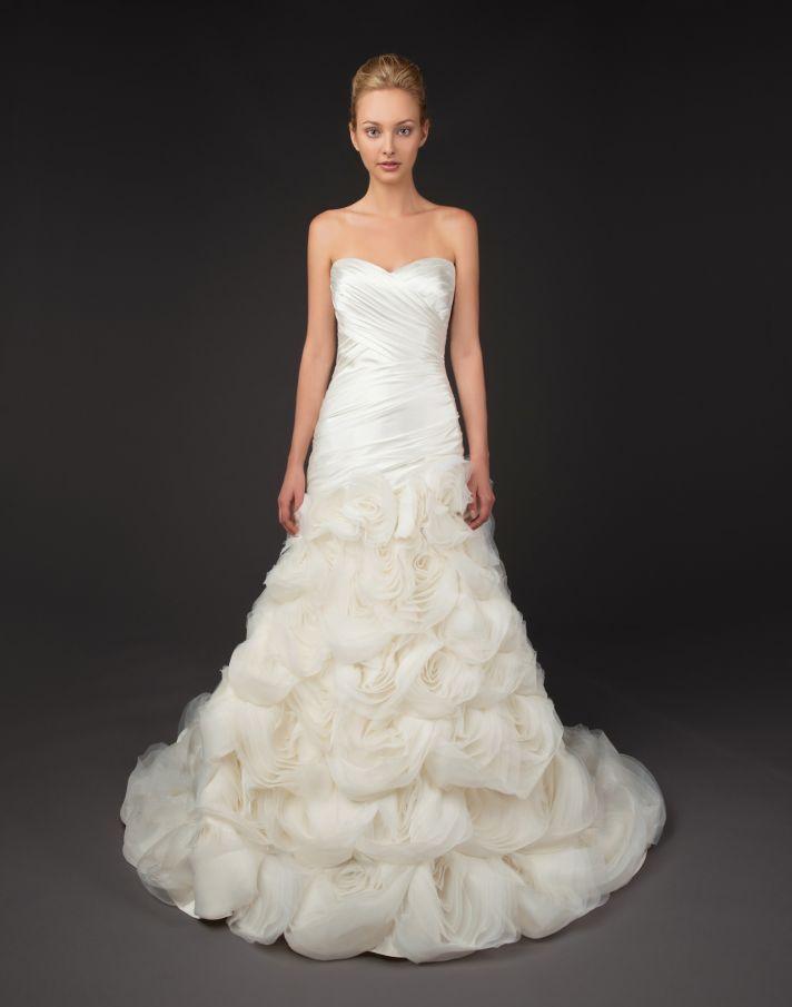 Cassie gown by Winnie Couture Blush Label 2014