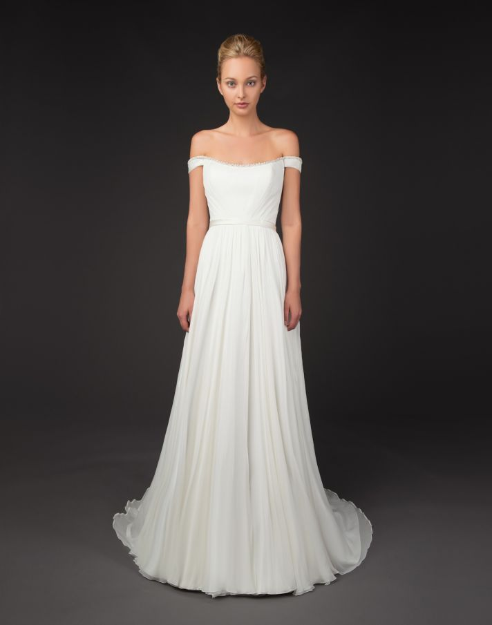 Trinity gown by Winnie Couture Blush Label 2014