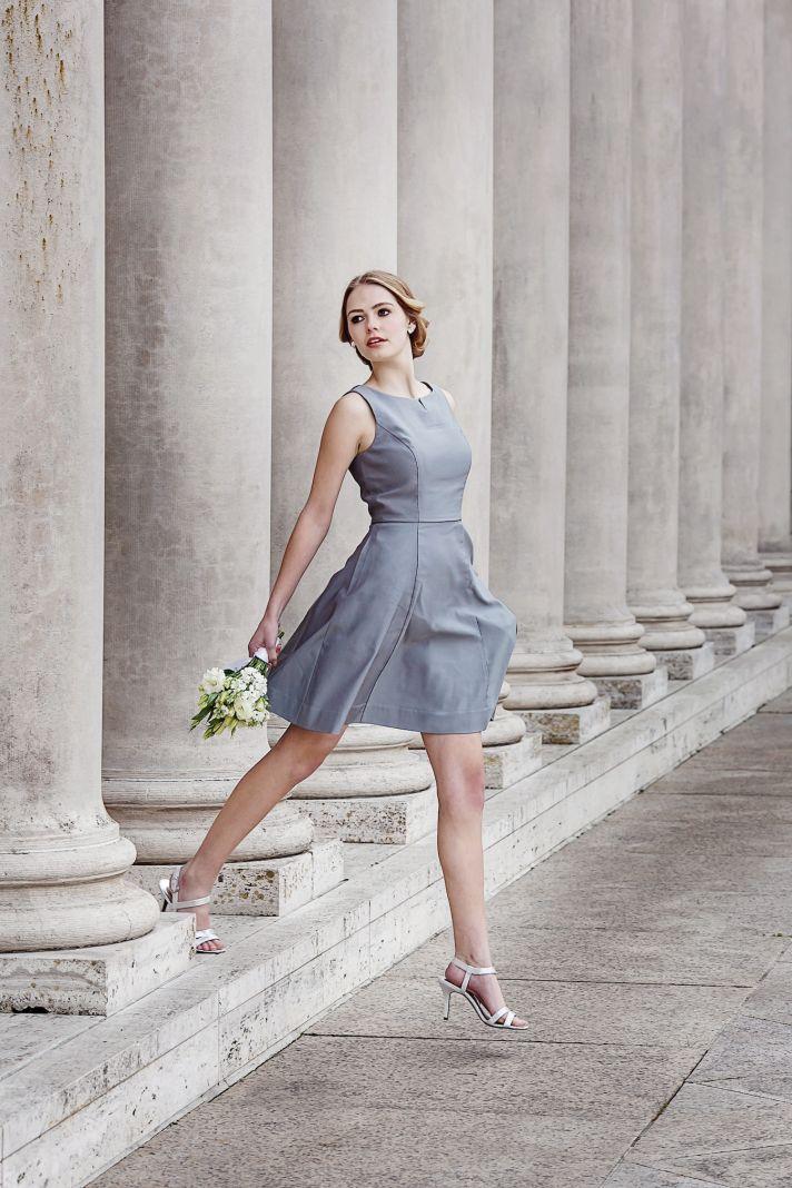 Audrey bridesmaids dress by Weddington Way