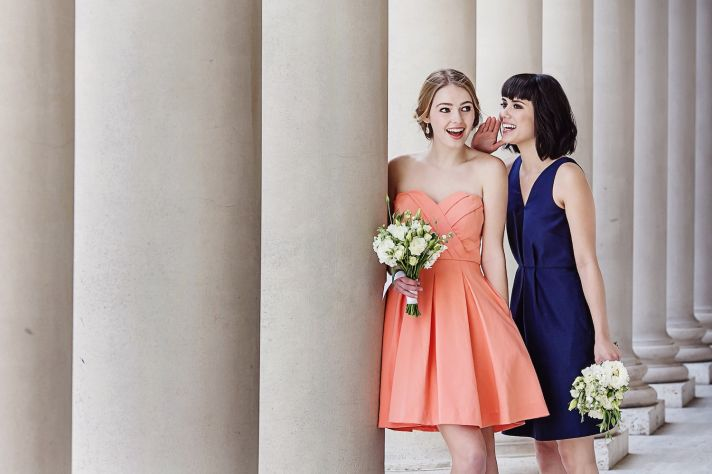 Bridesmaids dresses by Weddington Way