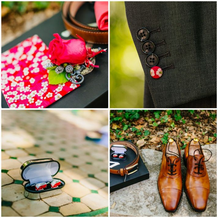 A French Groom s Accessories
