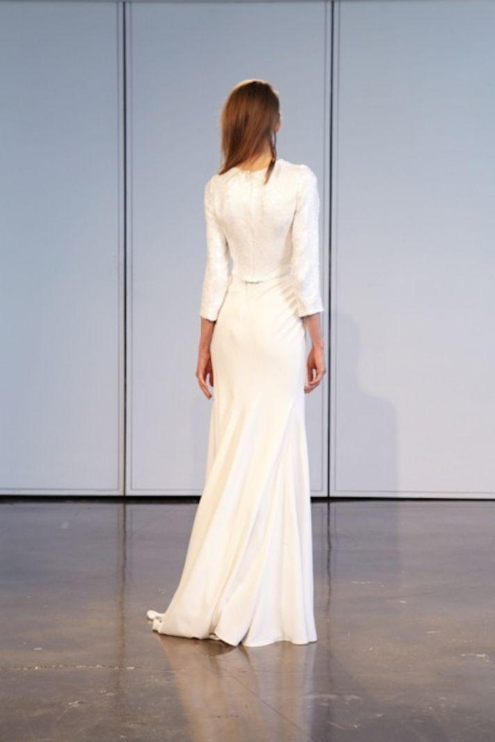 Houghton Bride 2015 Look 11