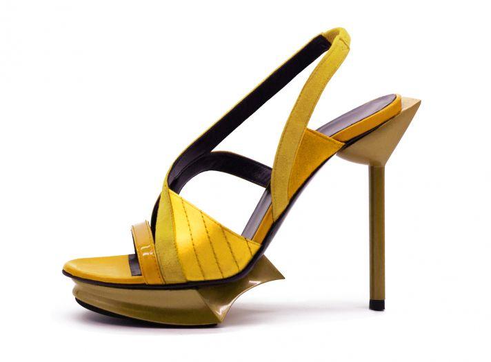 Les Christelles shoes from Maison des Talons