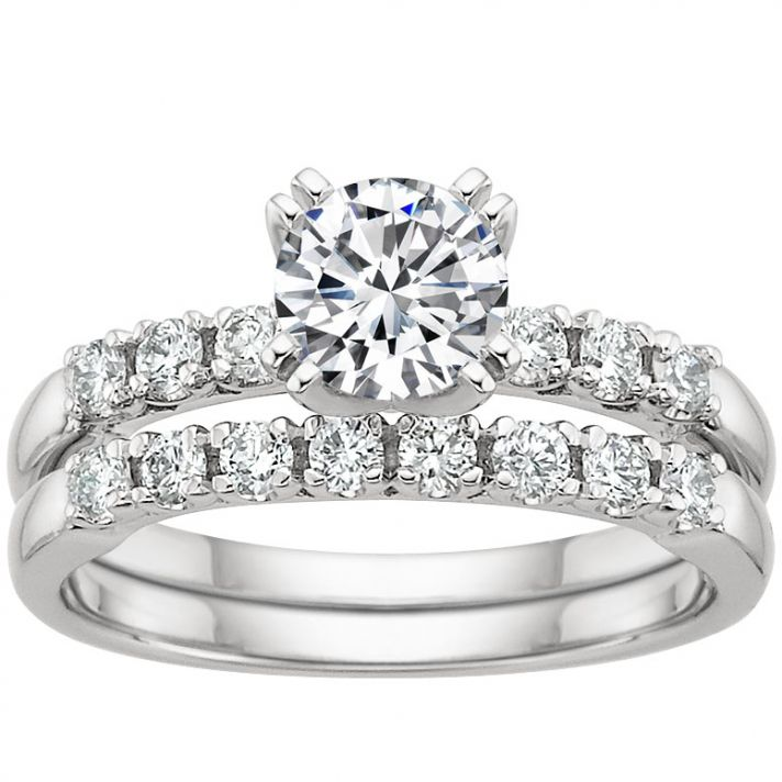 Brilliant Diamond Engagement Ring