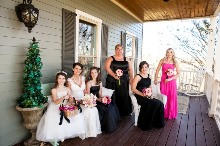 Fabulous Bridal Party
