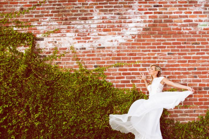 Artistic Bridal Photography