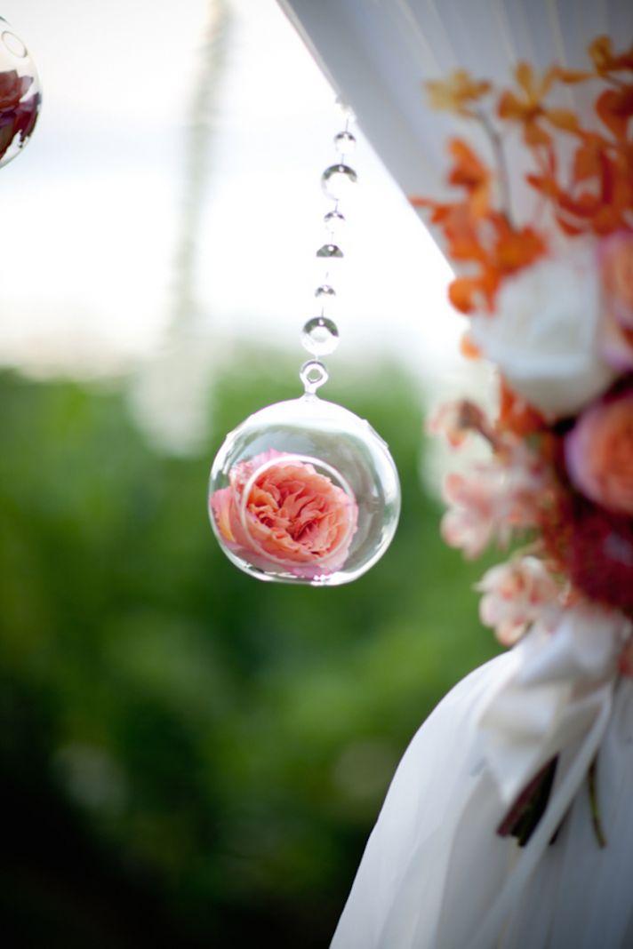 Hanging Flowers Decor
