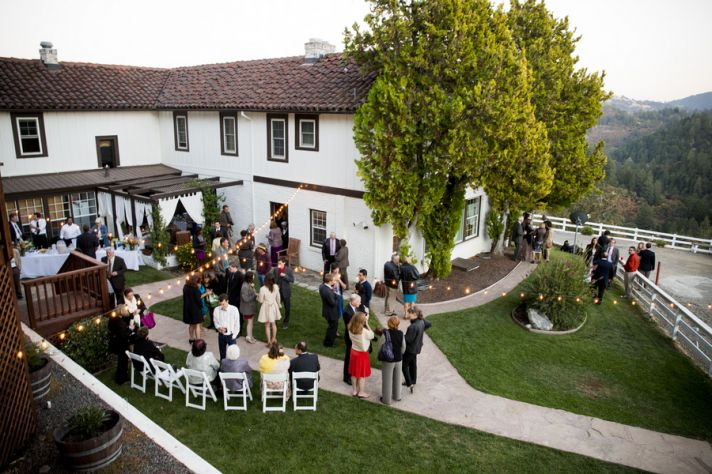 Ranch Reception Venue