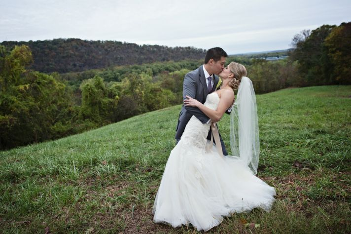 Sweeping Kisses on the Farm