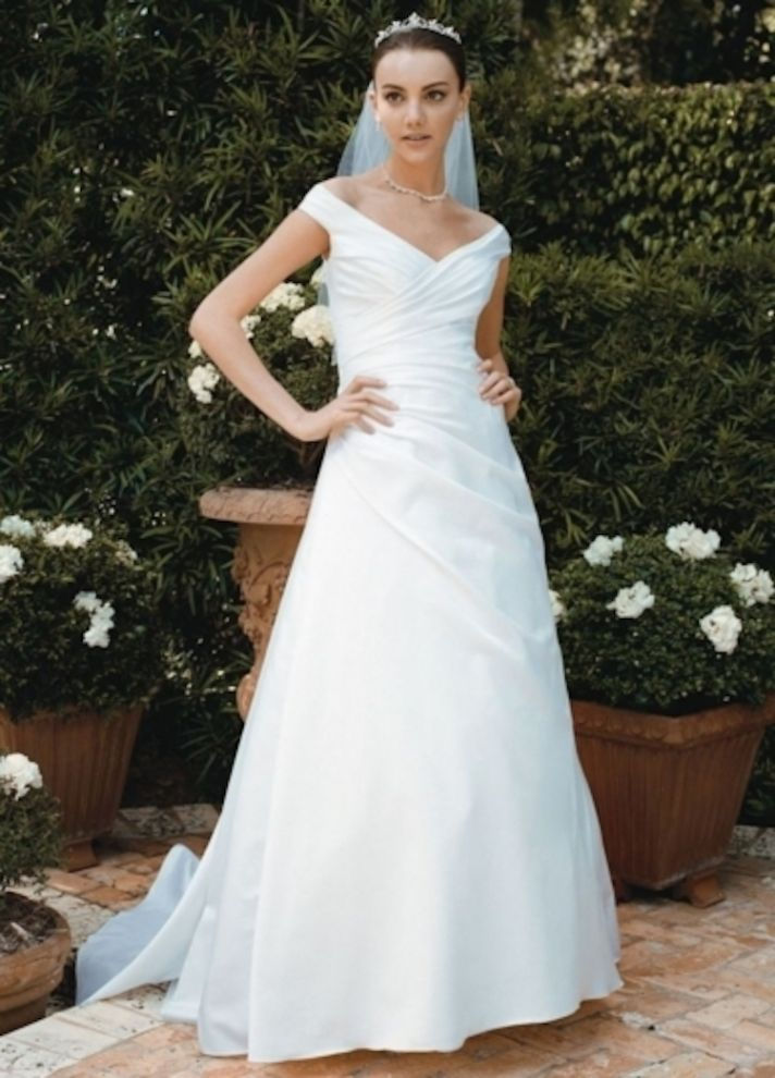 Simple Wedding Dresses Under 200