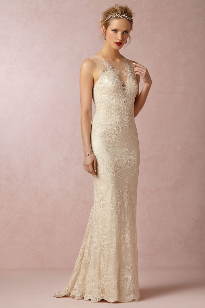 BHLDN Yasmin Wedding Dress