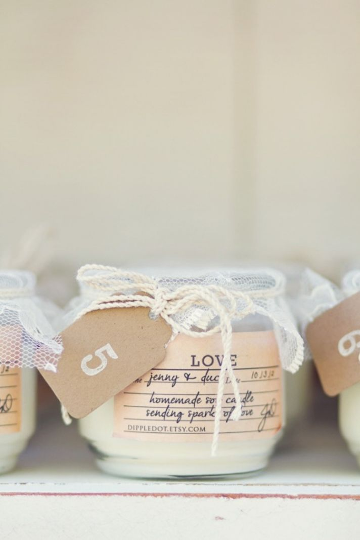 Fabulous Favors That Your Guests Will Adore