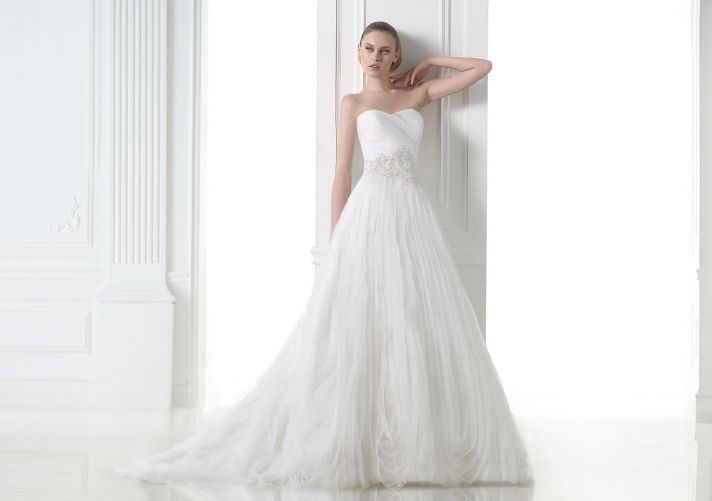 Pronovias 2015 Dream Collection Malvina Gown
