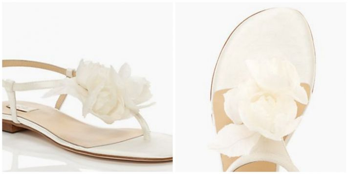 Perfect Wedding Flats For Dancing The Night Away