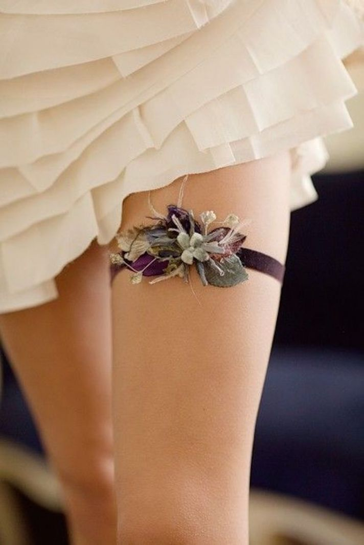 Unique and Beautiful Garter