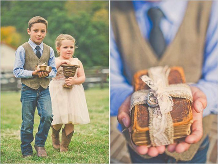 Ring Bearer Wedding Attire 21 Spectacular Bible Ring Bearer Pillow