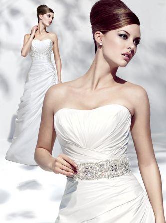 Simone Carvalli Wedding Dress Style 7169 Dress Onewed