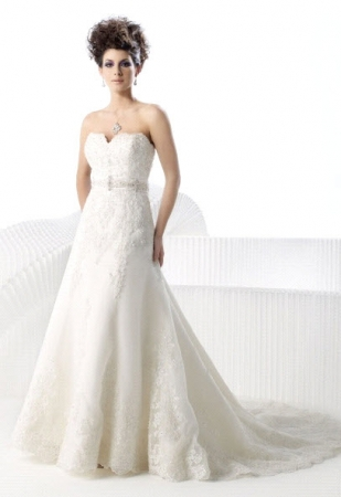 Private label by g wedding dress style 1393 dress onewed for Private label wedding dress