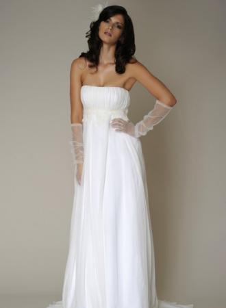 самые шикарные свадебные платья фото.