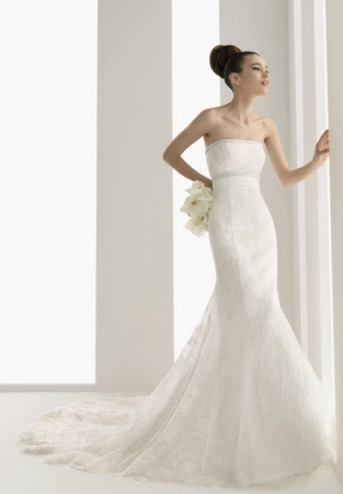 Aire Barcelona Designer Wedding Dresses OneWed