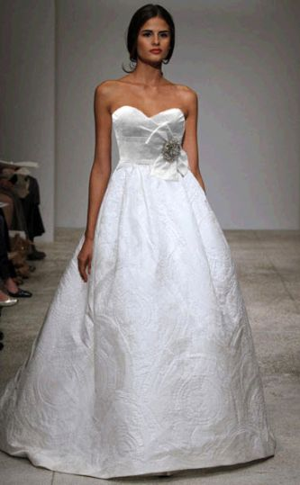 Amsale Wedding Dress Style Cagney