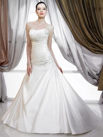 moonlight designer wedding dresses  onewed